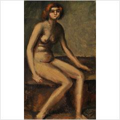 アンドレ・ドラン-裸婦-1929s