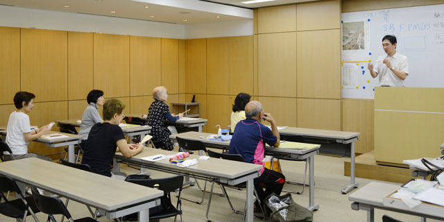 日本画教室